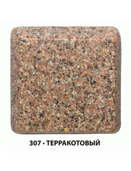 Мойка Mixline ML-GM26 терракотовая